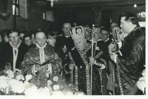 Bl. biskup Vasiľ Hopko v Zalužiciach